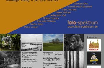 Fotoausstellung foto-spektrum 2019